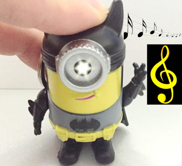 Despicable me Batman minions