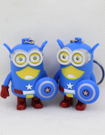 Despicable me Captain America minions