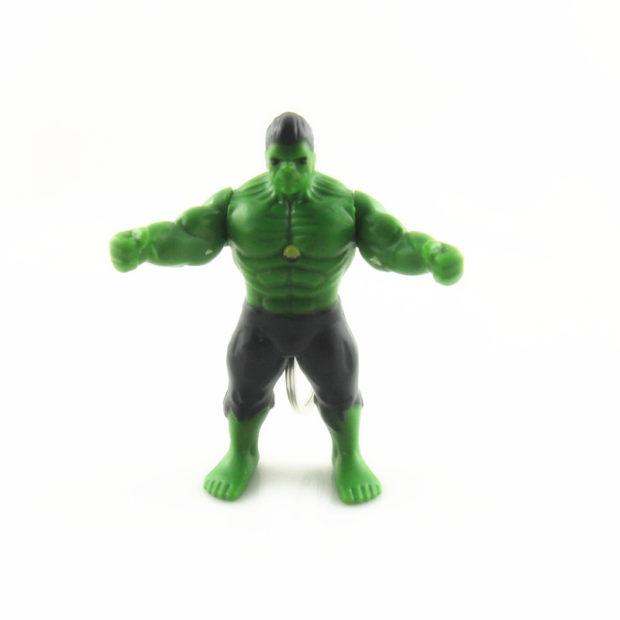 Incredible Hulk Keyring