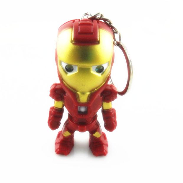 Iron Man Keyring