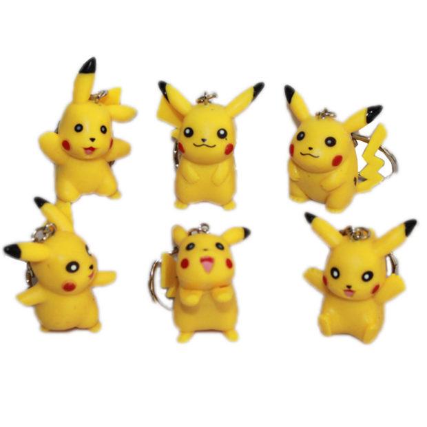Pokemon Pikachu Keyring