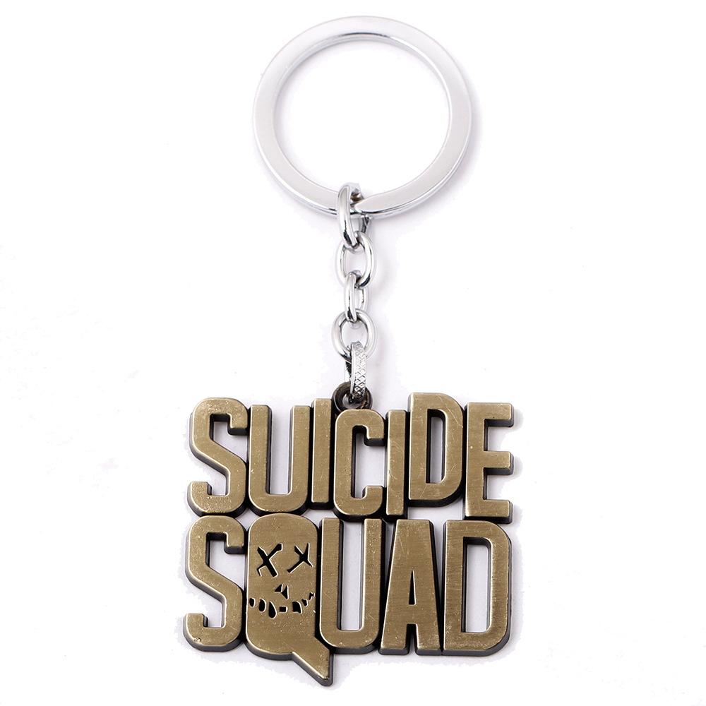 Suicide Squad Keyring Kool Keyringskool Keyrings