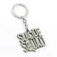 Suicide Squad keychain Silver
